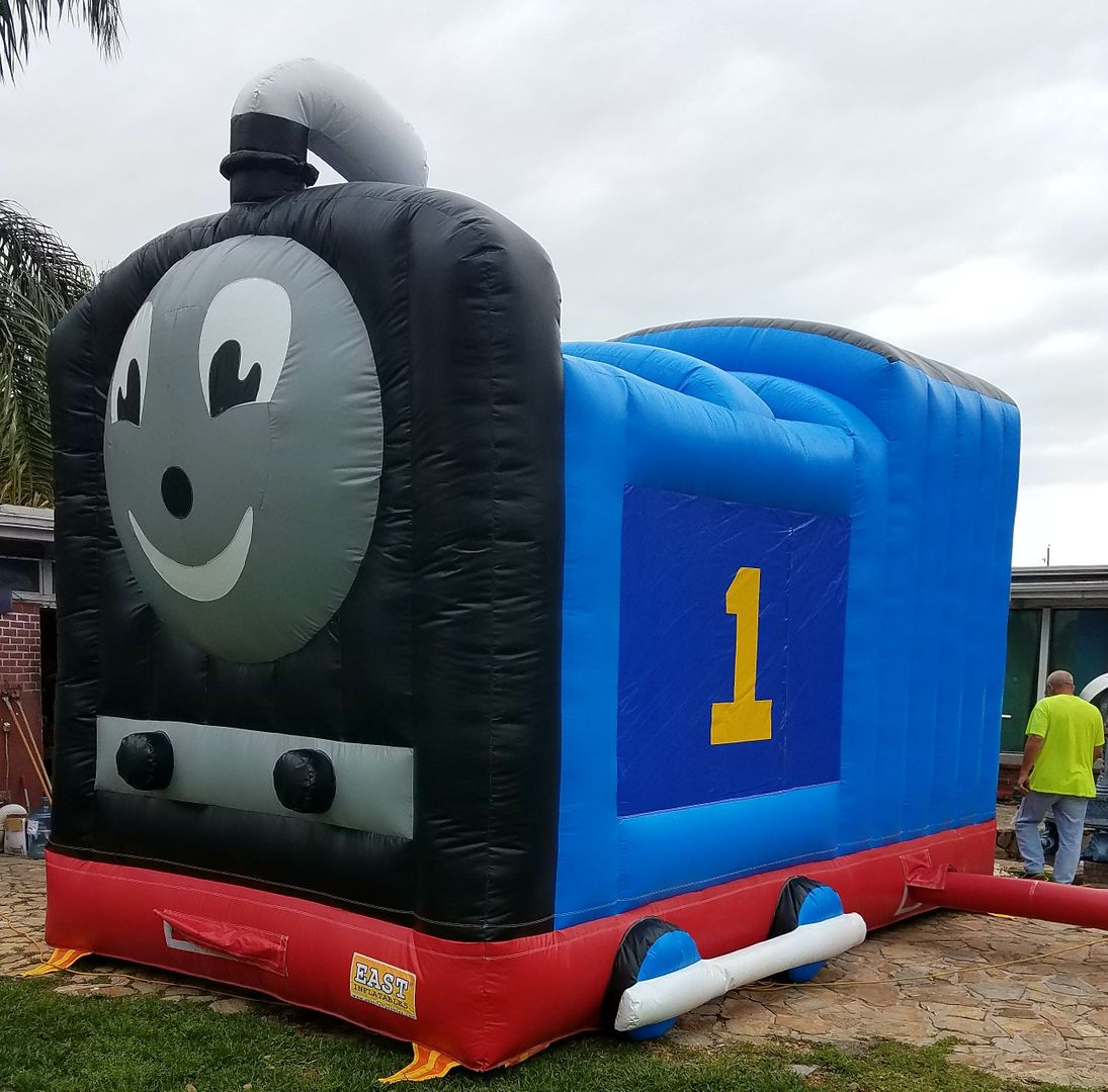 Thomas the Tank Engine Bouncey