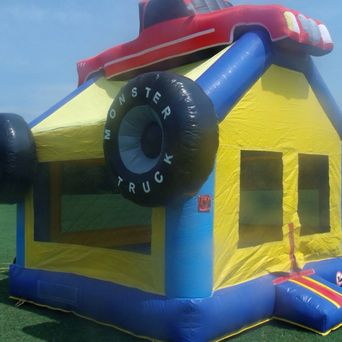 Truck Bounce House